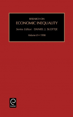 Jacket image for Research on Economic Inequality