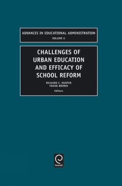 Jacket image for Challenges of Urban Education and Efficacy of School Reform