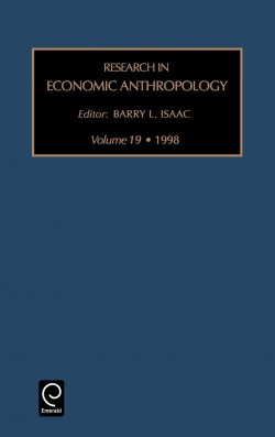Jacket image for Research in Economic Anthropology