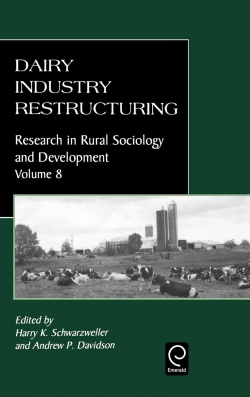 Jacket image for Dairy Industry Restructuring