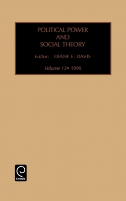 Jacket image for Political Power and Social Theory