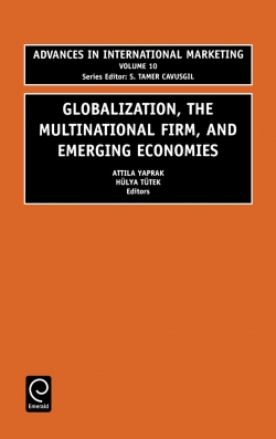 Jacket image for Globalization, the Multinational Firm, and Emerging Economies