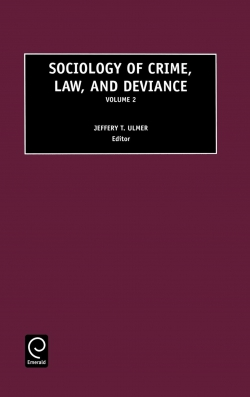 Jacket image for Sociology of Crime, Law and Deviance