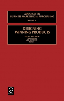 Jacket image for Designing winning products