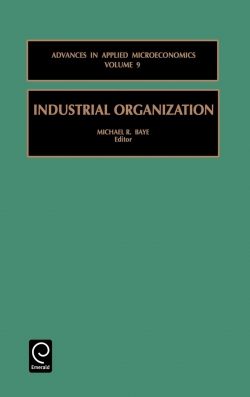 Jacket image for Industrial Organization