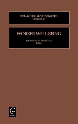 Jacket image for Worker Well-Being