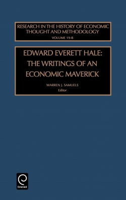 Jacket image for Edward Everett Hale