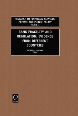 Jacket image for Bank Fragility and Regulation