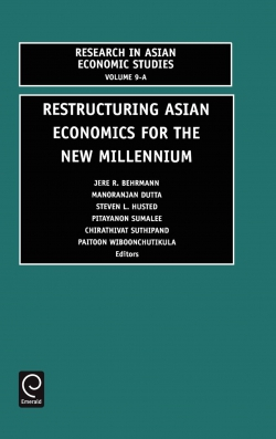 Jacket image for Restructuring Asian Economies for the New Millennium
