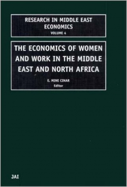 Jacket image for The Economics of Woman and Work in the Middle East and North Africa