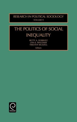Jacket image for Politics of Social Inequality