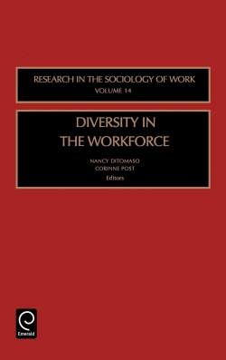 Jacket image for Diversity in the Work Force