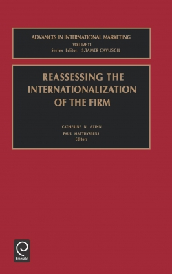 Jacket image for Reassessing the Internationalization of the Firm