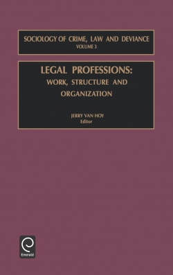 Jacket image for Legal Professions