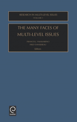 Jacket image for The Many Faces Of Multi-Level Issues