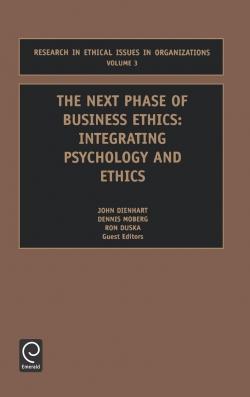 Jacket image for Next Phase of Business Ethics