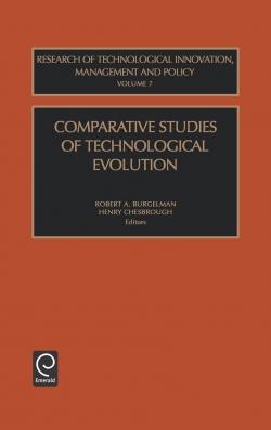 Jacket image for Comparative Studies of Technological Evolution