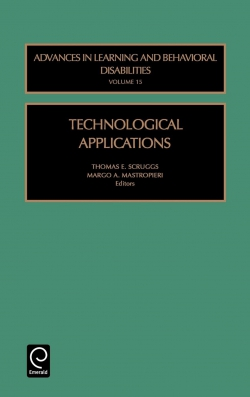 Jacket image for Technological Applications