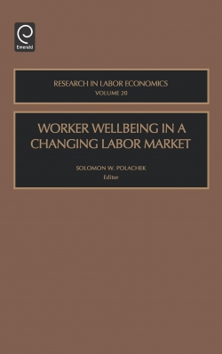 Jacket image for Worker Wellbeing in a Changing Labor Market