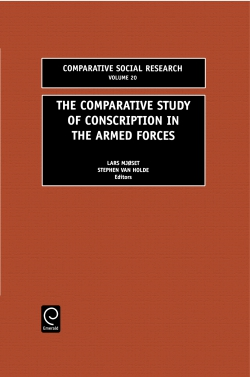 Jacket image for The Comparative Study of Conscription in the Armed Forces