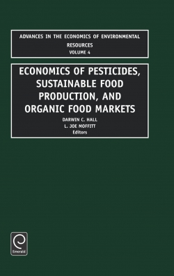 Jacket image for Economics of Pesticides, Sustainable Food Production, and Organic Food Markets