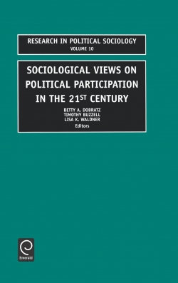 Jacket image for Sociological Views on Political Participation in the 21st Century