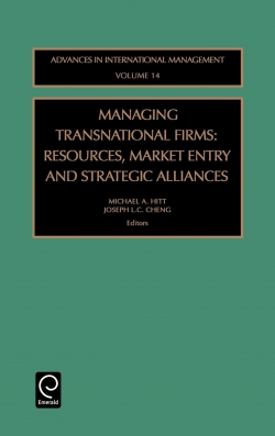 Jacket image for Managing Transnational Firms