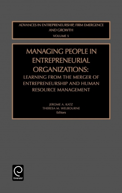 Jacket image for Managing People in Entrepreneurial Organizations