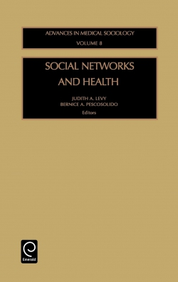 Jacket image for Social Networks and Health