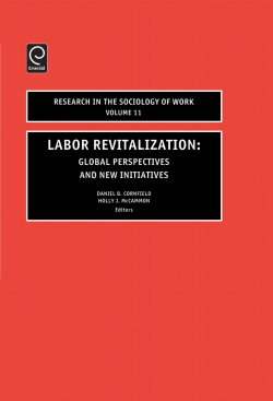 Jacket image for Labor Revitalization
