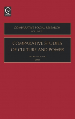 Jacket image for Comparative Studies of Culture and Power