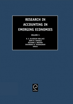 Jacket image for Research in Accounting in Emerging Economies