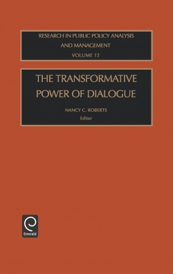 Jacket image for The Transformative Power of Dialogue