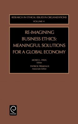 Jacket image for Re-Imagining Business Ethics