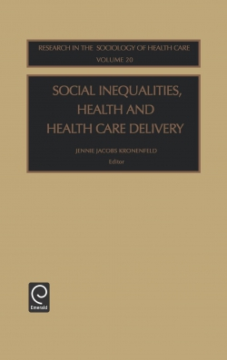 Jacket image for Social Inequalities, Health and Health Care Delivery