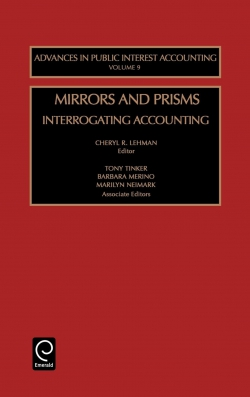 Jacket image for Mirrors and Prisms