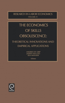 Jacket image for The Economics of Skills Obsolescence