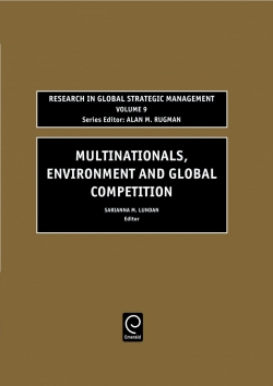 Jacket image for Multinationals, Environment and Global Competition