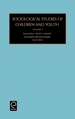 Jacket image for Sociological Studies of Children and Youth