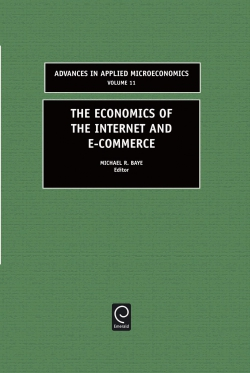 Jacket image for The Economics of the Internet and E-commerce