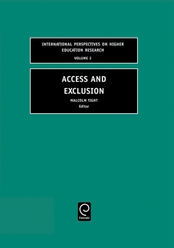 Jacket image for Access and Exclusion