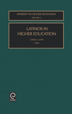 Jacket image for Latinos in Higher Education
