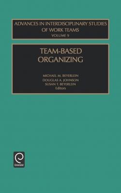 Jacket image for Team-Based Organizing