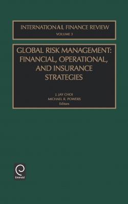 Jacket image for Global Risk Management