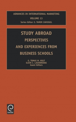 Jacket image for Study Abroad