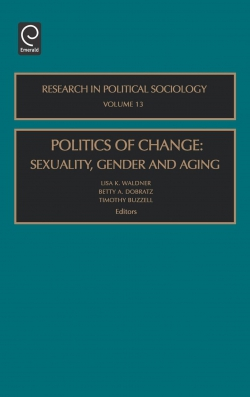 Jacket image for Politics of Change