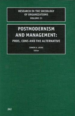 Jacket image for Postmodernism and Management