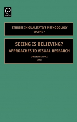 Jacket image for Seeing is Believing