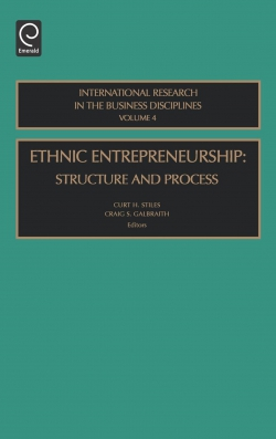 Jacket image for Ethnic Entrepreneurship