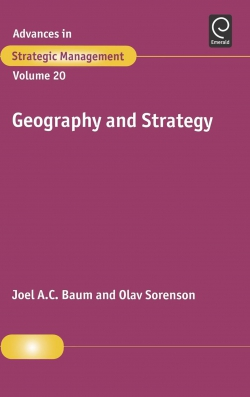 Jacket image for Geography and Strategy